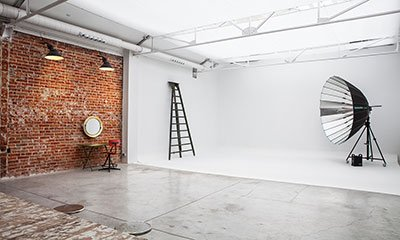 rental photo studio in Madrid - studio 2