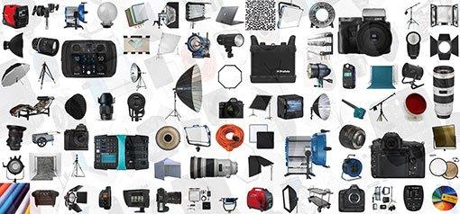 Estudios de fotografía en Madrid, ir a alquiler de camaras